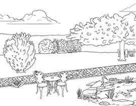 Nro 14 kilpailuun J'ai besoin d'une conception graphique pour réaliser une illustration de jardin käyttäjältä marcokap