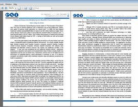 #14 for Design a Whitepaper layout in Microsoft Word format by designervietnam