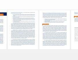 #26 cho Design a Whitepaper layout in Microsoft Word format bởi roserozy123