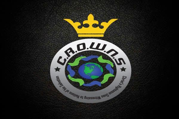 Bài tham dự cuộc thi #7 cho Design a Logo for CROWNS Youth Ministry