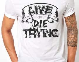 #16 untuk Design a T-Shirt print oleh adsis