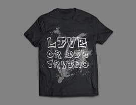 #34 untuk Design a T-Shirt print oleh haroonbasheer