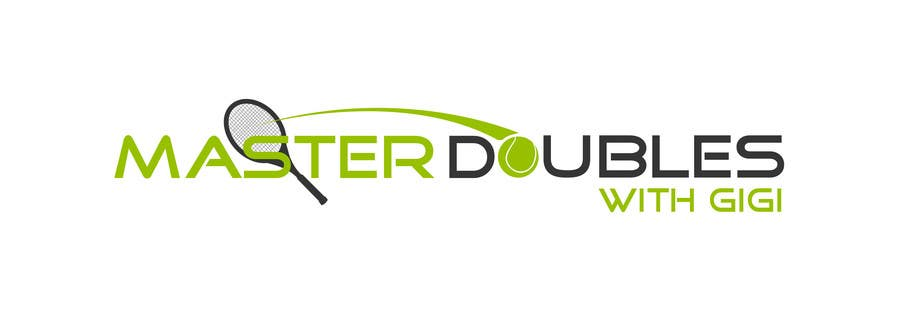 Bài tham dự cuộc thi #53 cho Design a Logo for master doubles with Gigi