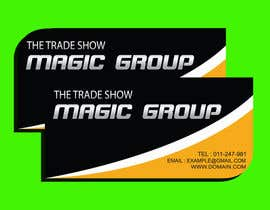 #11 for Design a Logo for The Trade Show Magic Group af xcezarrosas12