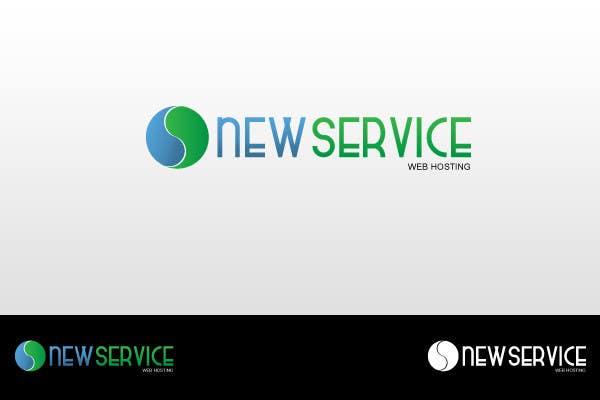Kilpailutyö #26 kilpailussa Design a Logo for NewServiceWebHost.com