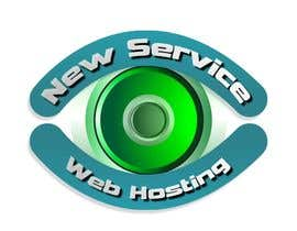 #47 for Design a Logo for NewServiceWebHost.com af LimeByDesign
