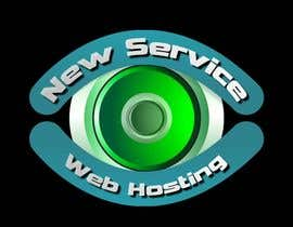 #48 para Design a Logo for NewServiceWebHost.com por LimeByDesign