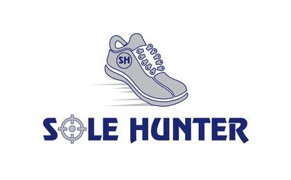 #10 untuk Design a Logo for Sole Hunter Sneaker Store oleh darkavdarka