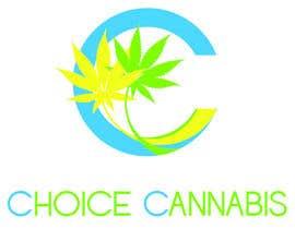 #559 para Design a Logo for Choice Cannabis por hijordanvn