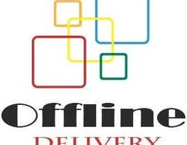 #68 for Design a Logo for Offline Delivery af muhammadjunaid65