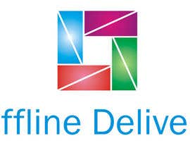 #19 for Design a Logo for Offline Delivery af BlajTeodorMarius