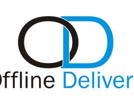 #40 for Design a Logo for Offline Delivery af BlajTeodorMarius