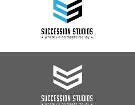 #8 untuk Succession Studios logo design constant oleh Logo4All