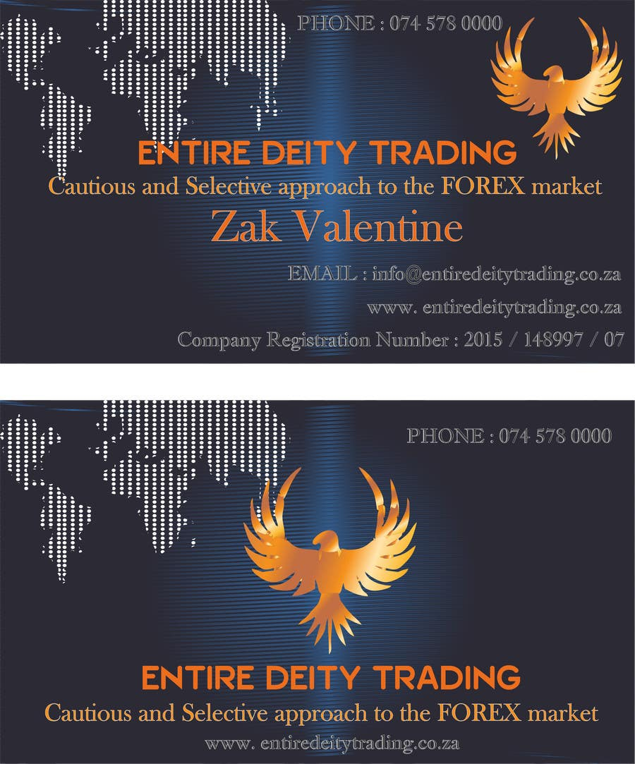 Forex business cards