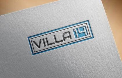 #42 untuk Design a Logo for Villa 14 oleh alikarovaliya