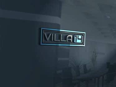 #45 untuk Design a Logo for Villa 14 oleh alikarovaliya
