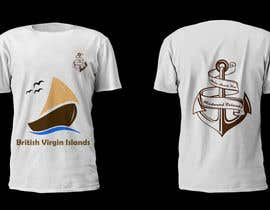 #17 para Design a T-Shirt with a sailing theme por rajupalli