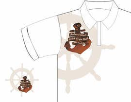#5 untuk Design a T-Shirt with a sailing theme oleh desainroom