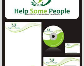 #75 para Develop a Corporate Identity for helpsomepeople Organization por indraDhe