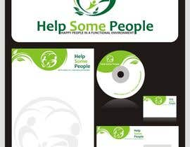 #77 para Develop a Corporate Identity for helpsomepeople Organization por indraDhe