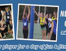 #1 for Design a Banner for Netball Carnival by FRIDAH21