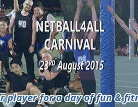 #19 for Design a Banner for Netball Carnival by FRIDAH21