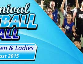 #17 for Design a Banner for Netball Carnival by virgil2yh