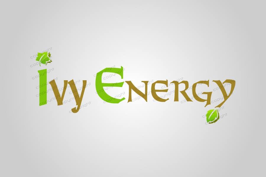 Inscrição nº                                         162                                      do Concurso para                                         Logo Design for Ivy Energy