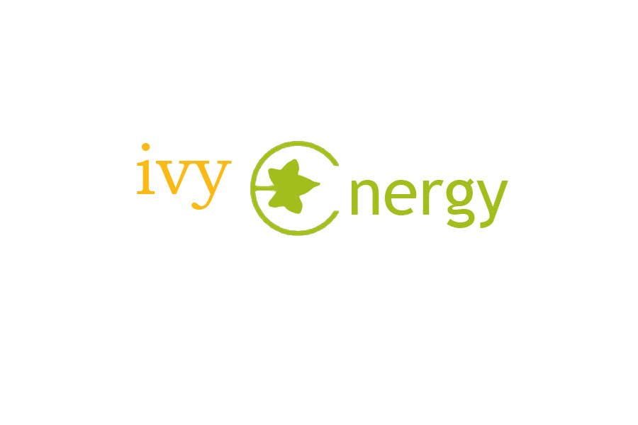 Natečajni vnos #329 za Logo Design for Ivy Energy