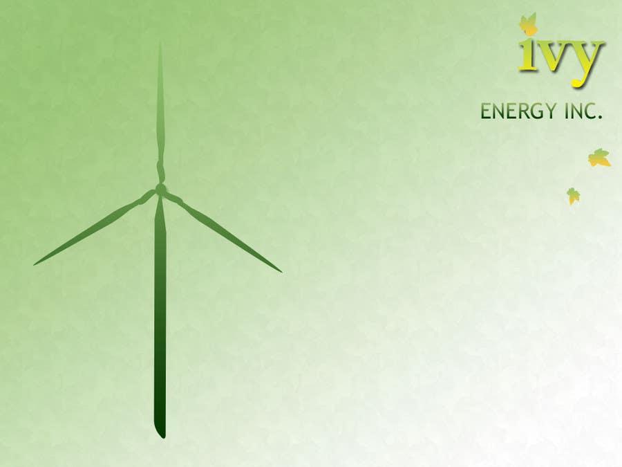 Inscrição nº                                         130                                      do Concurso para                                         Logo Design for Ivy Energy