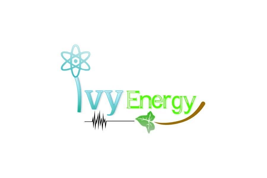 Tävlingsbidrag #103 för Logo Design for Ivy Energy