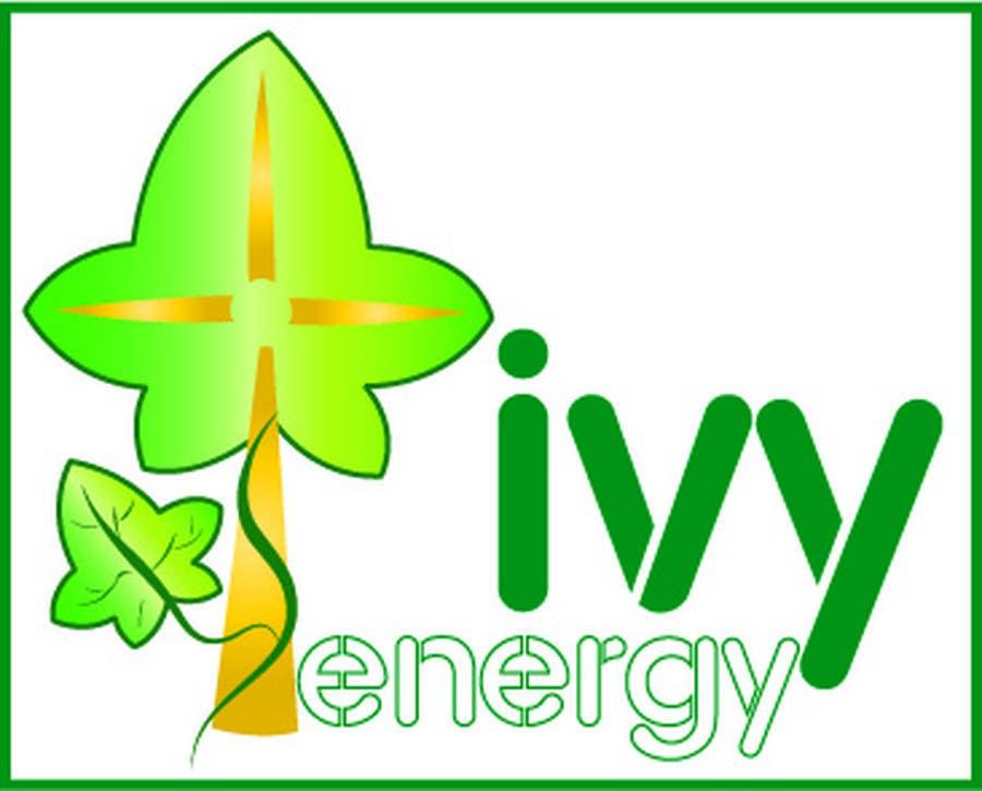 Inscrição nº                                         153                                      do Concurso para                                         Logo Design for Ivy Energy