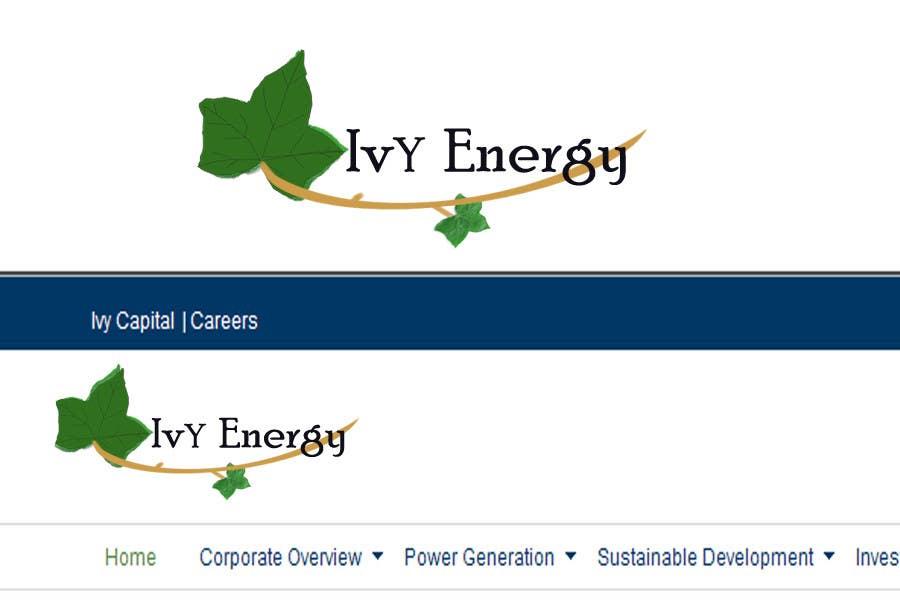 Penyertaan Peraduan #252 untuk Logo Design for Ivy Energy