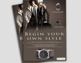 #30 for Design a Flyer for a luxury watch store by dgnGuru