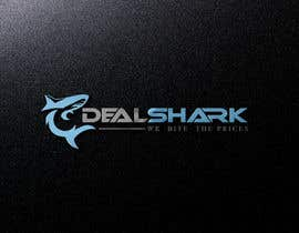#98 for Design a Logo for a website (DEAL SHARK) af cooldesign1