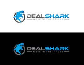 #112 for Design a Logo for a website (DEAL SHARK) af AlphaCeph