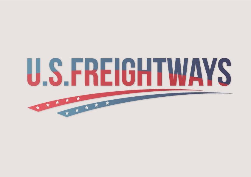 Конкурсная заявка №314 для Logo Design for U.S. Freightways, Inc.