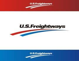 #315 para Logo Design for U.S. Freightways, Inc. de realdreemz