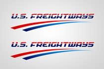 Graphic Design Конкурсная работа №308 для Logo Design for U.S. Freightways, Inc.