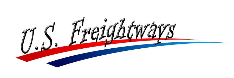 Конкурсная заявка №283 для Logo Design for U.S. Freightways, Inc.