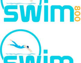 #5 for Design a Logo for swim800.com by seivoltezeta