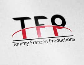 #44 untuk Design a Logo for TFP - Tommy Franzén Productions oleh arnab22922