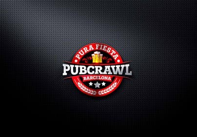 #7 cho Design a Logo for Pub crawl, group party bởi johanfcb0690