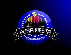 #18 para Design a Logo for Pub crawl, group party por claudioosorio