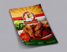 Nro 23 kilpailuun Diseñar un logotipo for: Spicy Wings HOT & GO käyttäjältä AWAIS0