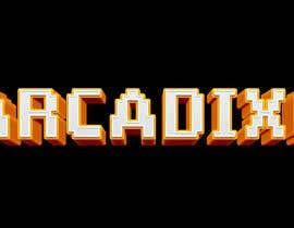 Nro 46 kilpailuun LOGO pour jeux vidéo des années 80 (borne d'arcade) käyttäjältä photogra