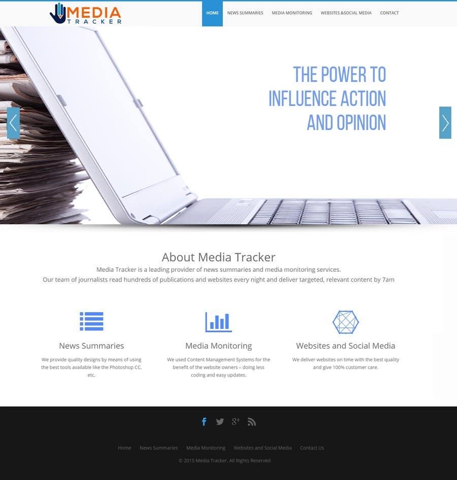 Bài tham dự cuộc thi #2 cho Make my website more professional