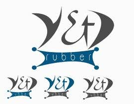 #27 for Design a Logo for yd rubber by akterfr