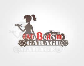 #73 for Design a Logo for Fat Bottom Garage af gautamrathore