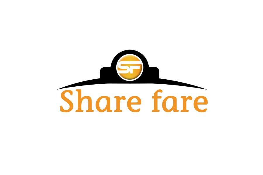 Bài tham dự cuộc thi #                                        41                                      cho                                         Logo Design SHARE FARE